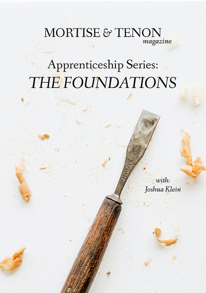 Apprenticeship Series: The Foundations