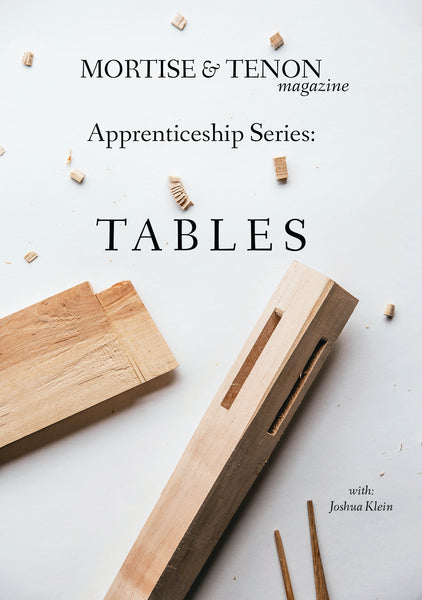 - Apprenticeship Series: Tables
