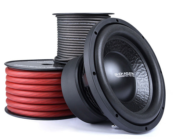 REFERENCE PRO SERIES WOOFERS