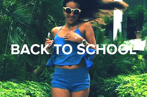 Back To School Miami Style