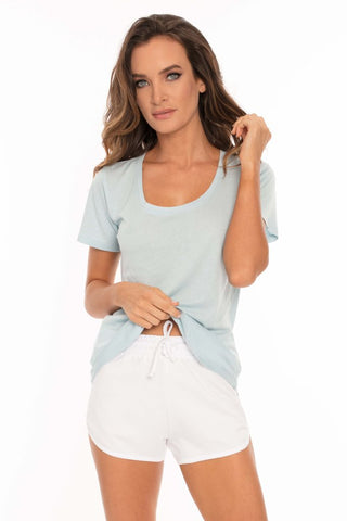 Women's Modal Sporty Shorts