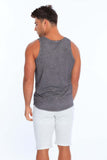 Men's Basic Cool Dye Tank Top