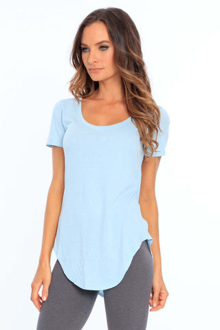 Women's Scoop Neck Tunic