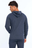 Miami Style® - Unisex Fleece Zip Up Hoodie w/ Front Pocket