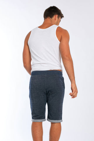 Miami Style® - Men's French Terry Jogger Shorts