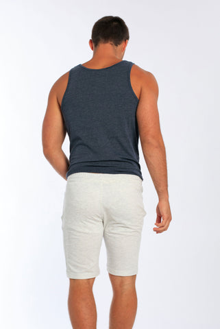 Miami Style® - Men's French Terry Harem Short
