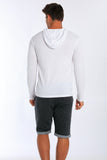 Miami Style® - Men's Long Sleeve Light Hoodie