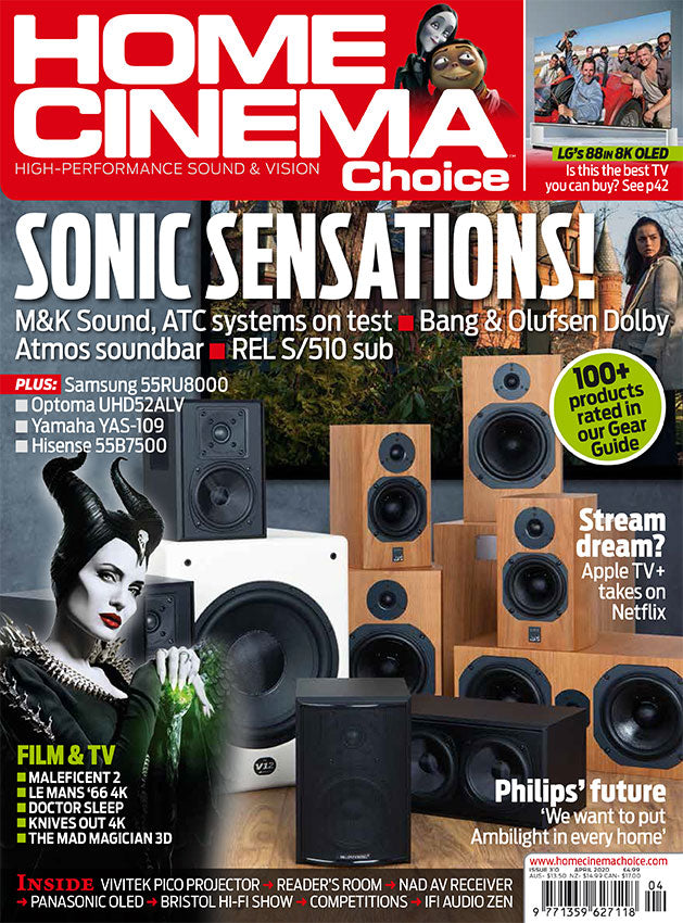 M&K Sound S150 Review by Home Cinema Choice – M&K Sound USA