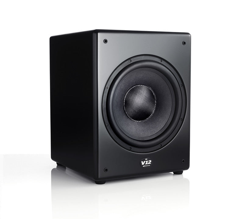 "V12 THX Select 12"" Sealed Powered Subwoofer"