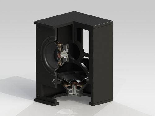 "X8 Dual 8"" Powered Subwoofer"