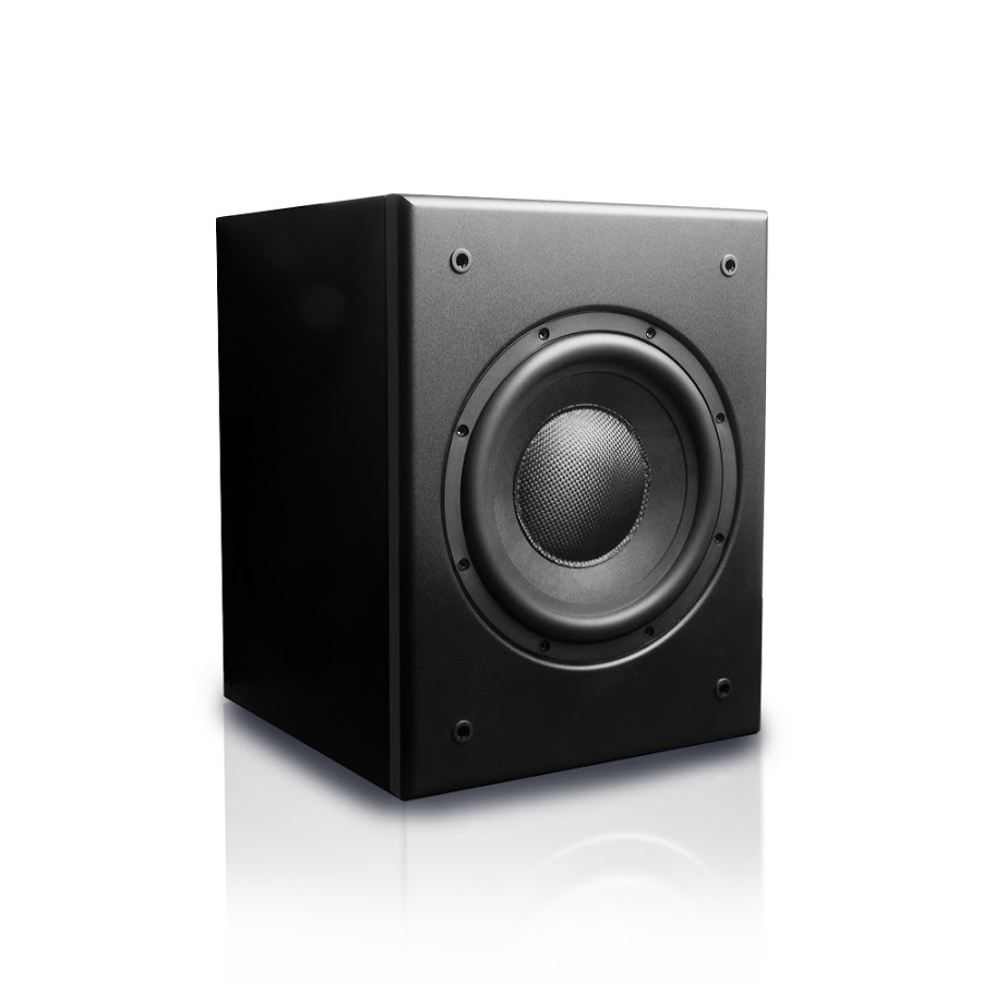 "V8 Movie - Ultra Compact 8"" Powered Subwoofer"