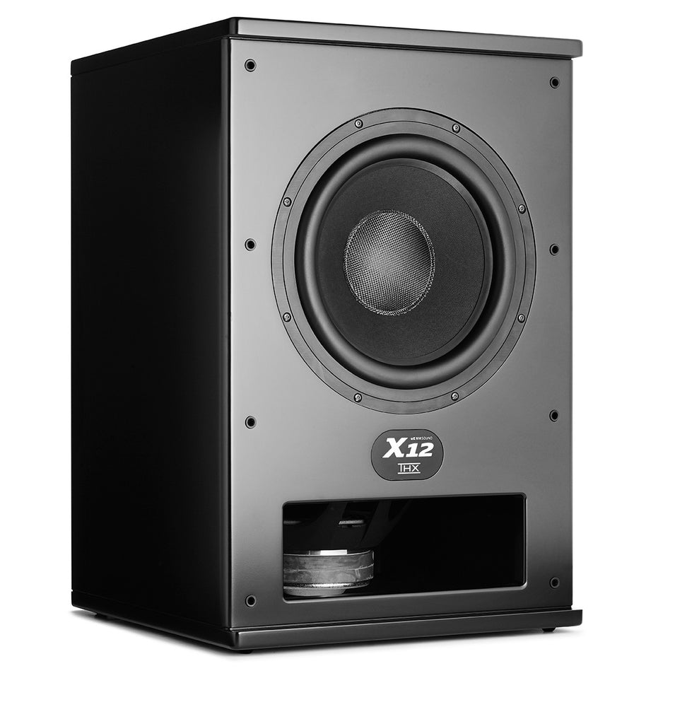 "X12 Dual 12"" THX Ultra2 Certified Powered Subwoofer"