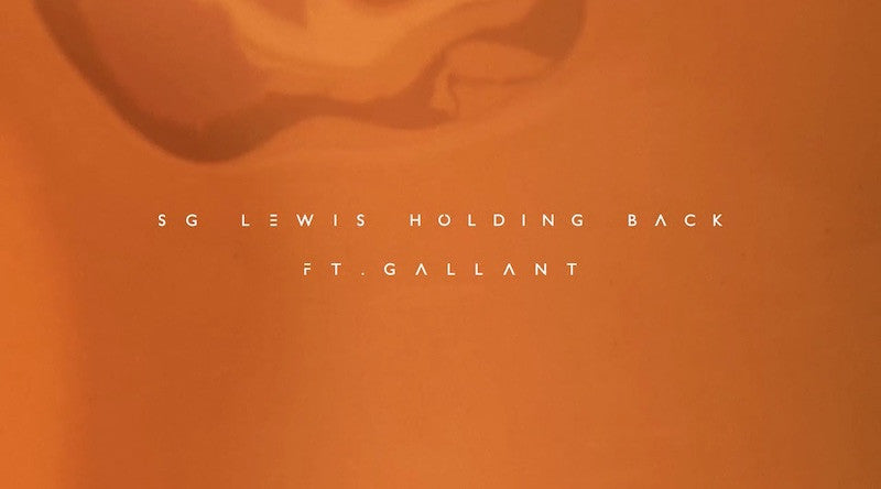 "WATCH: SG Lewis x Gallant - ""Holding Back"" Video"