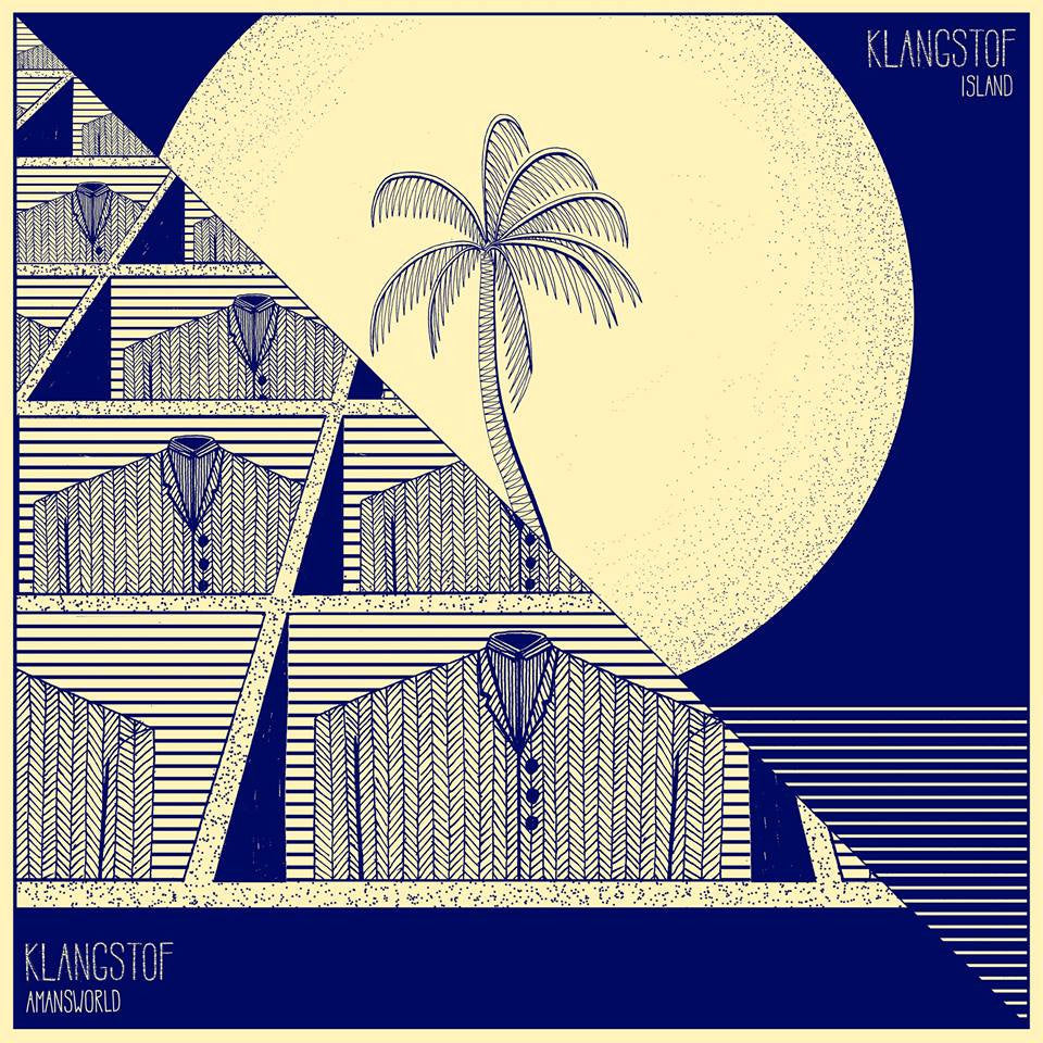 "Listen: Klangstof - ""Amansworld"" and ""Island"""