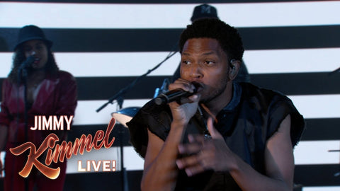 "WATCH: Gallant and A$AP Ferg Premiere ""Doesn't Matter"" Remix Live on Jimmy Kimmel"