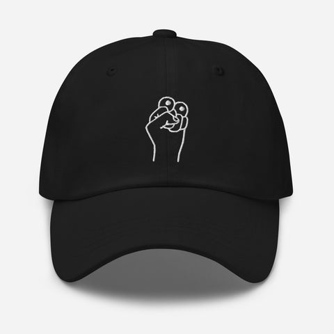 Mindchatter Fist Logo Dad Hat