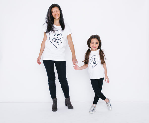 Best-Friend T-Shirt Set