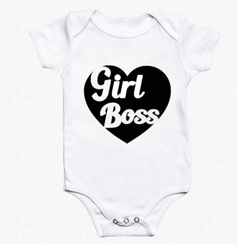Girl Boss Onesie