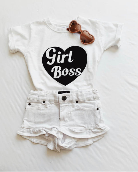 """Girl Boss"" T-Shirt"