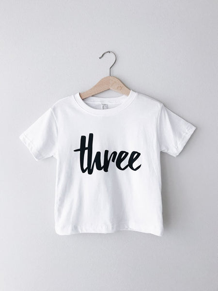 Birthday Script T-Shirt
