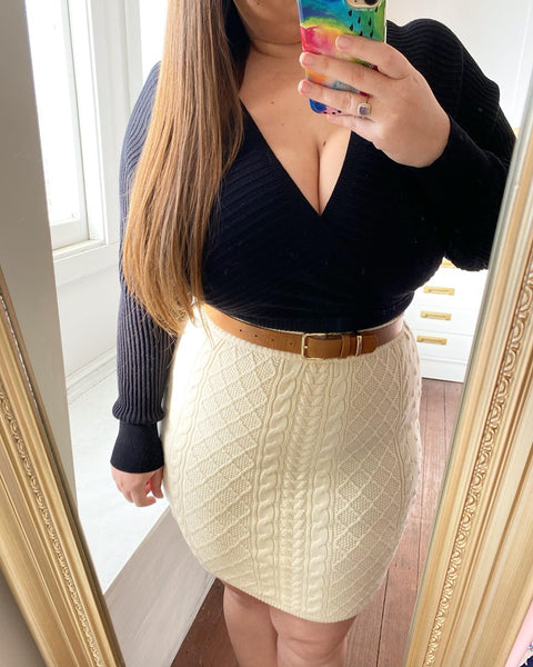 Delilah Knit Skirt