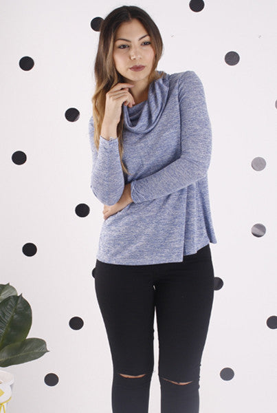 Haven Cowl Top