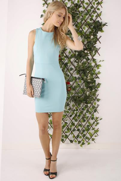 Sadie Cross-Over Bodycon