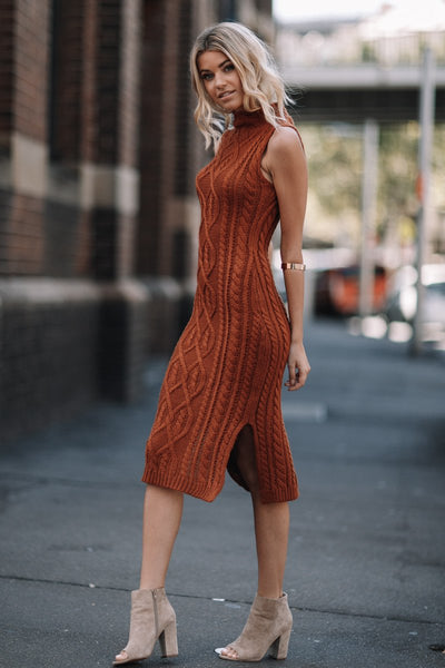 Queenie Knit Dress