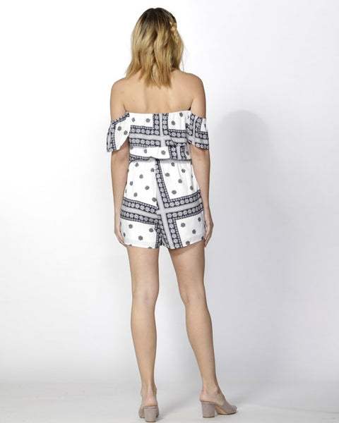 Amalfi Playsuit