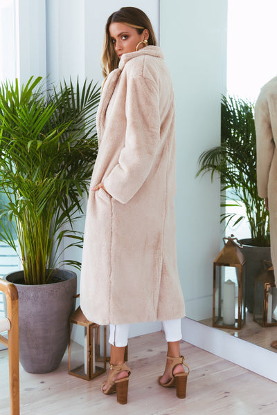 Alice Coat - Blush Clothing Playhouse