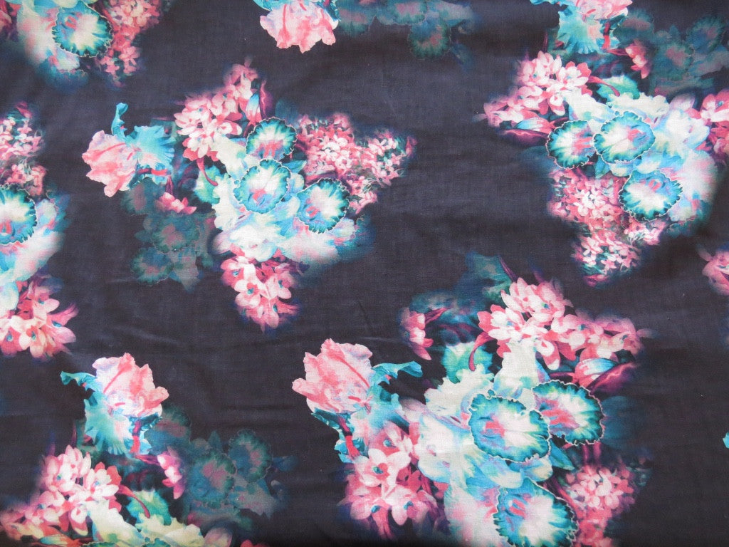 Fabric - Angie Black - Blush Clothing Playhouse