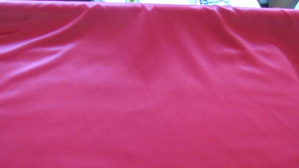 Fabric - Red Serena Chiffon