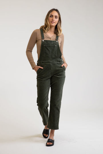 Edinburge Jumpsuit Forest