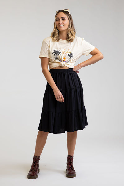 Bailey Skirt Black