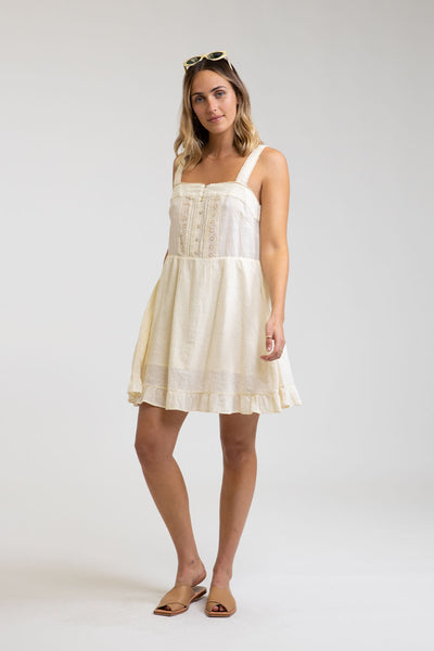 Holly Dress Vanilla