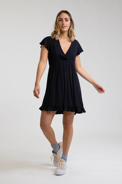 Bailey Dress Black