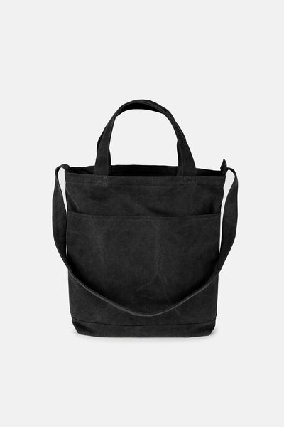 Commuter Tote Vintage Black
