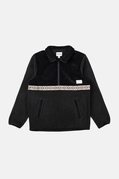 Zephyr Youth Fleece Black
