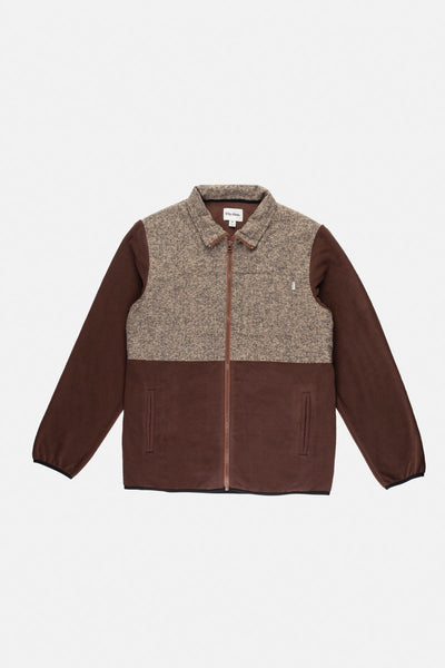 Denali Fleece Chestnut