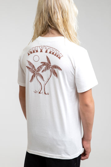 Palm Youth T-Shirt White