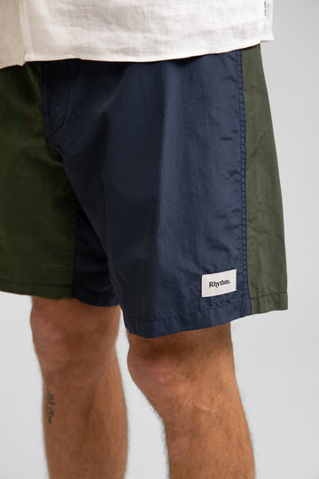 Blocked Trunk Navy