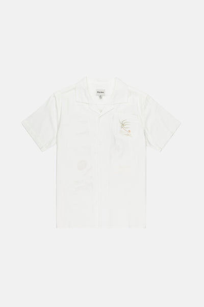 The Breeze Ss Shirt White
