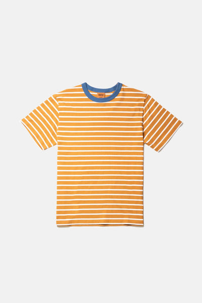Vintage Stripe T-Shirt Almond