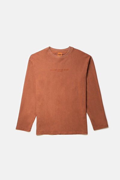 Supply Ls T-Shirt Brick