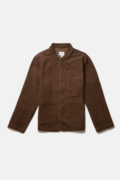 Studio Jacket Almond