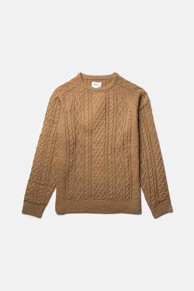Fishermans Knit Almond