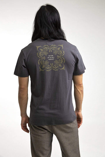 Orchid T-Shirt Black