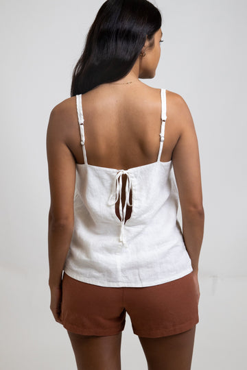 Easy Wear Top White