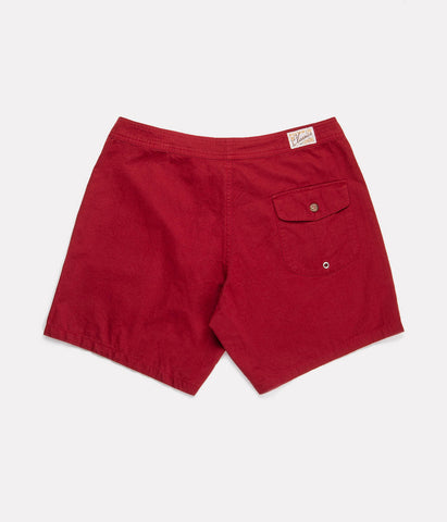 CLASSIC TRUNK CLASSIC RED