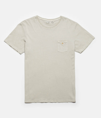 EVERYDAY WASH T-SHIRT NATURAL